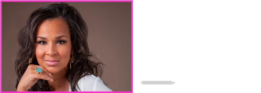 Lisa Raye McCoy | www.lisaraye.com